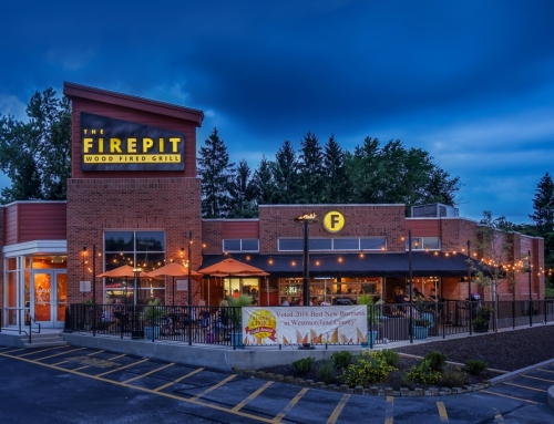 The Firepit Wood Fired Grill
