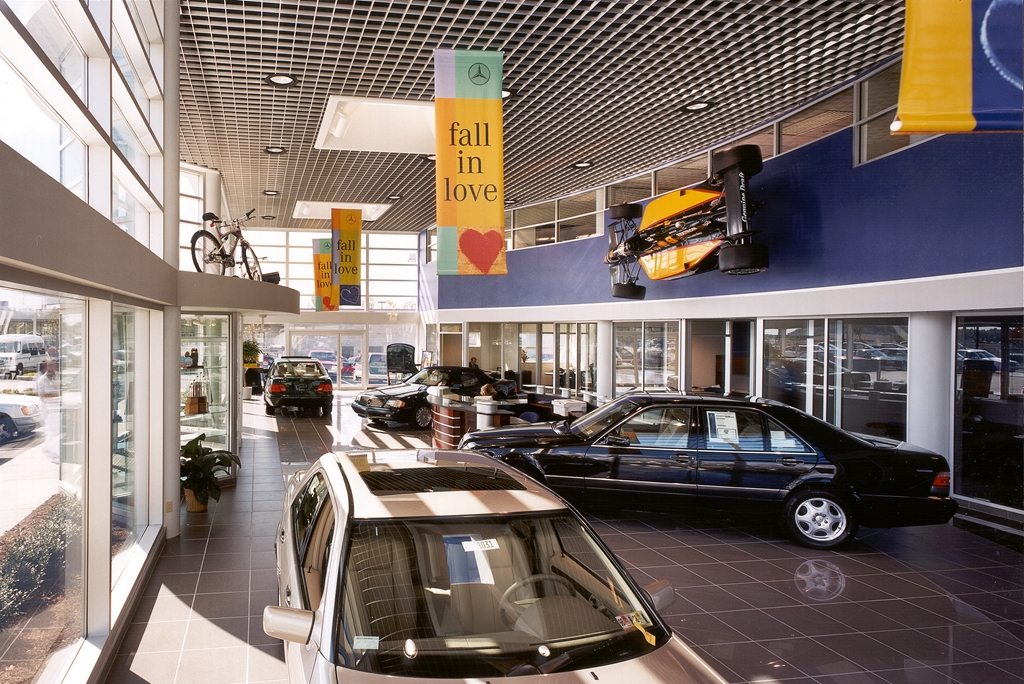 Bobby Rahal Mercedes Benz Rssc Architecture